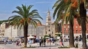 spring in Split