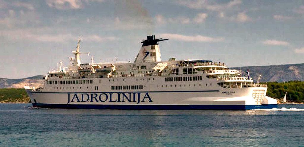 Jadrolinija Marko Polo ferry