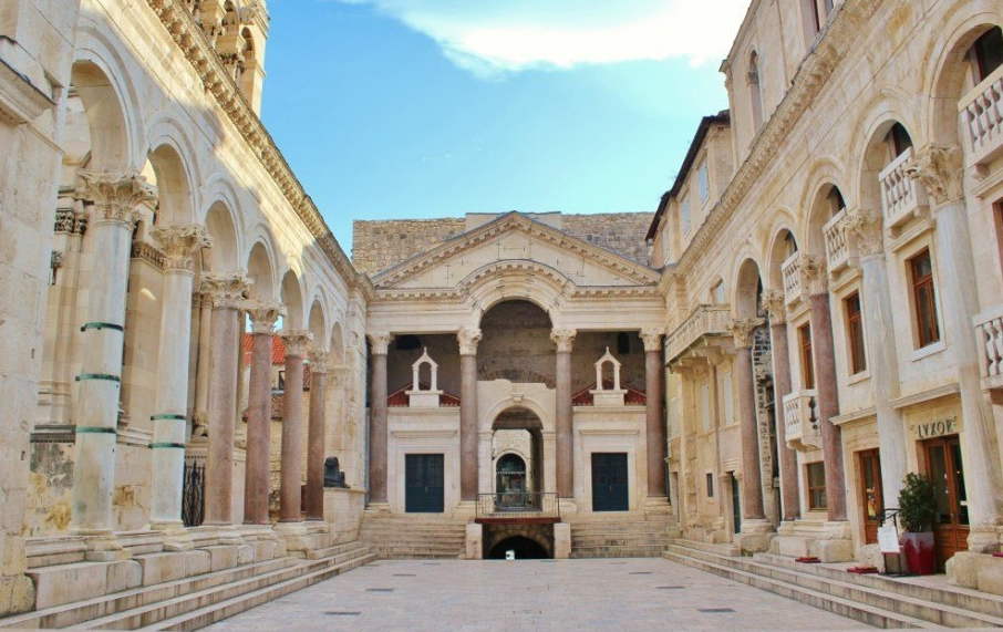 Diocletian Palace Emperor Residence