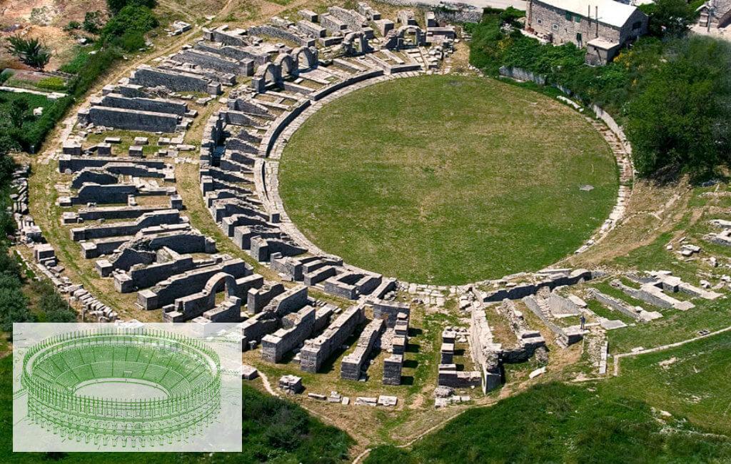 Salona Amphitheater