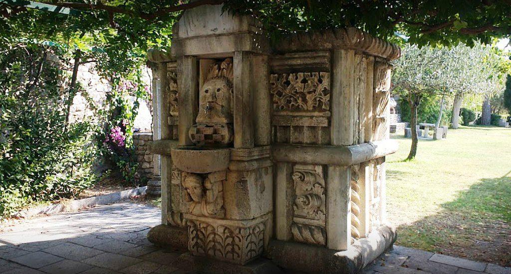 Salona archaelogical complex