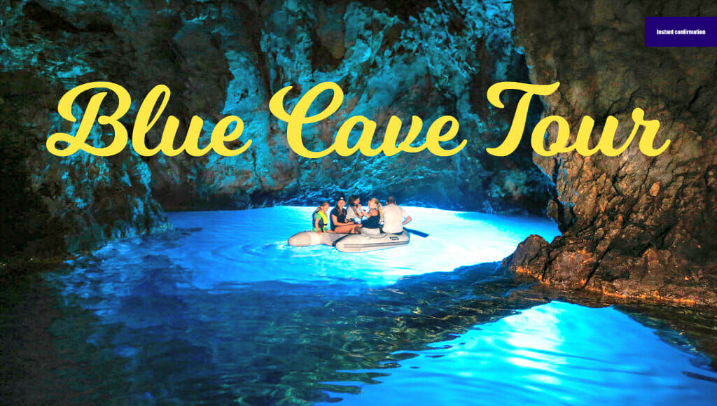 Blue Cave tours from Split