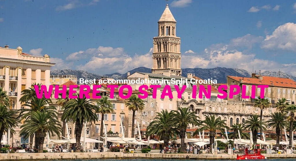 accommodation in Split